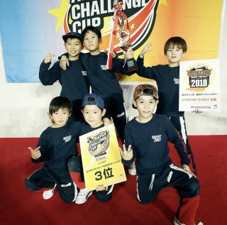 ALL JAPAN CHALLENGE CUP 2018 FINAL